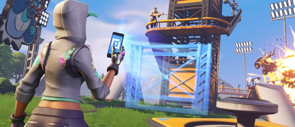 Epic Games Fortnite на новом движке