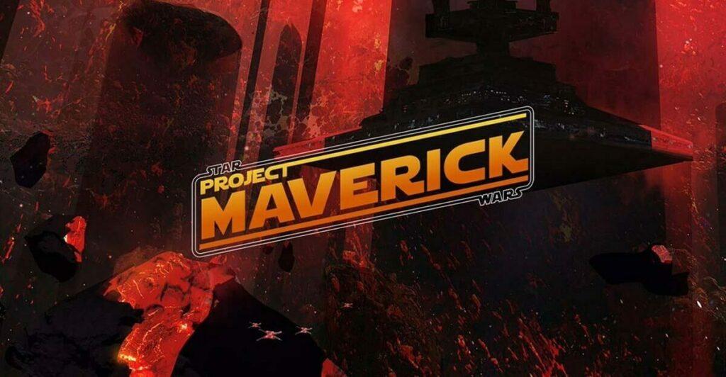 STAR WARS : Project Maverick art,