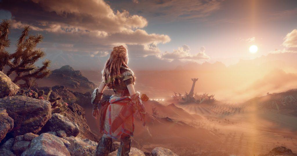 Horizon во всей красе