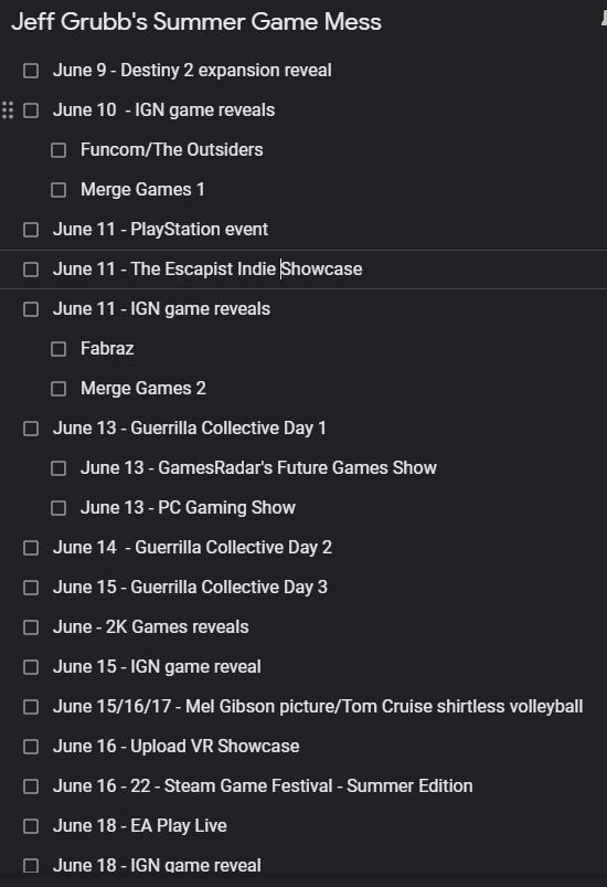 рассписание июня, игровые ивенты и STAR WARS : Project Maverick