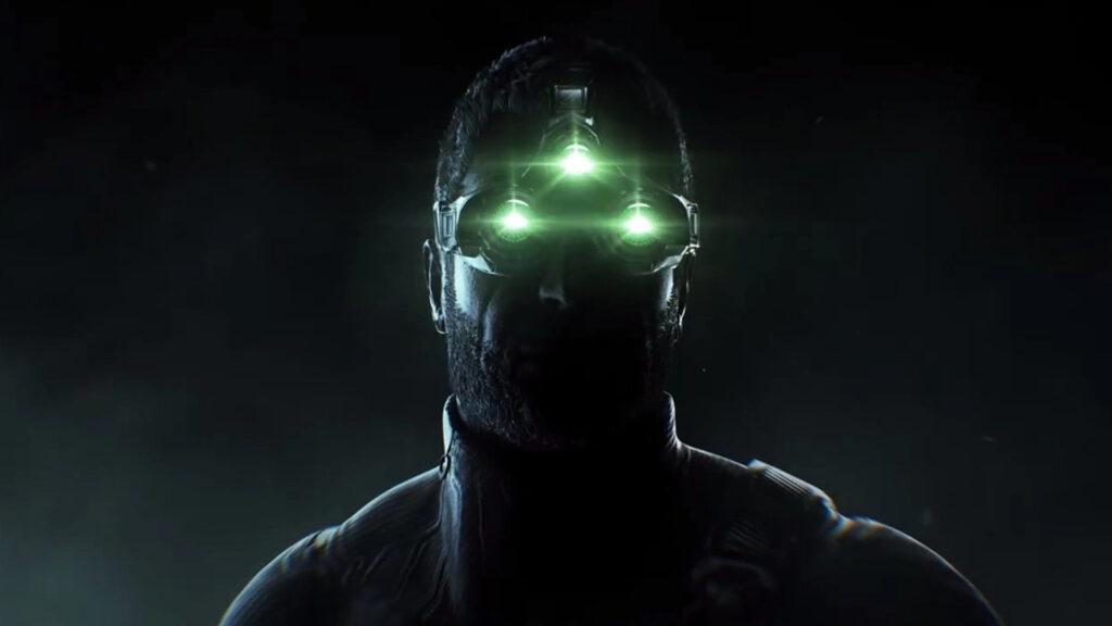 Splinter Cell  в новой обложке?