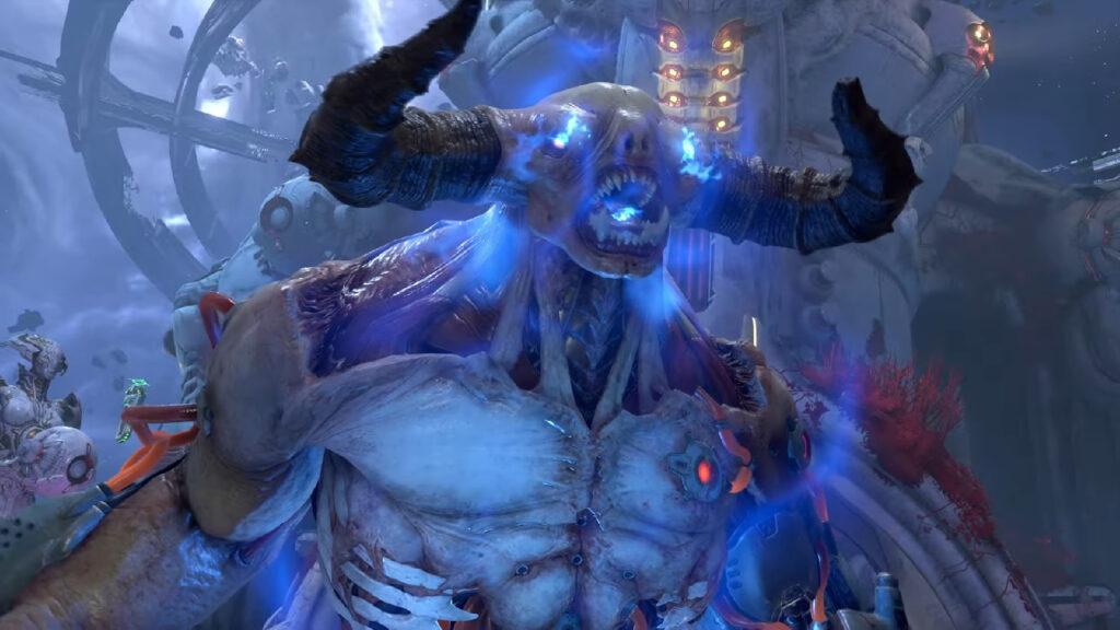DOOM Eternal DLC The Ancient Gods