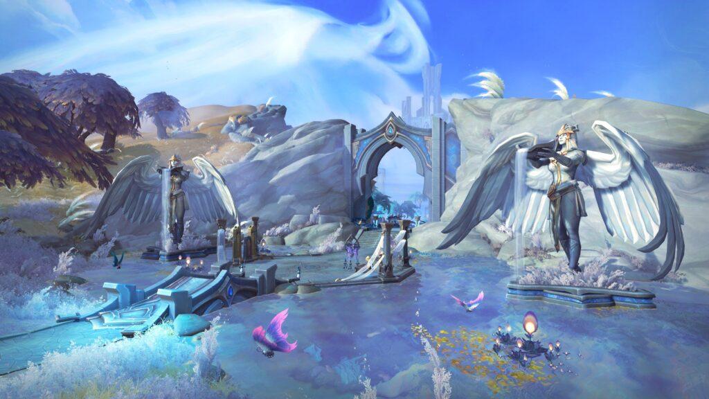 World of Warcraft: Shadowlands и его красивый новый мир