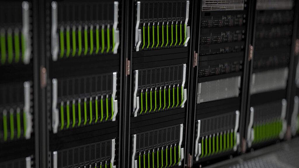 Самые современные облачные сервера от NVIDIA