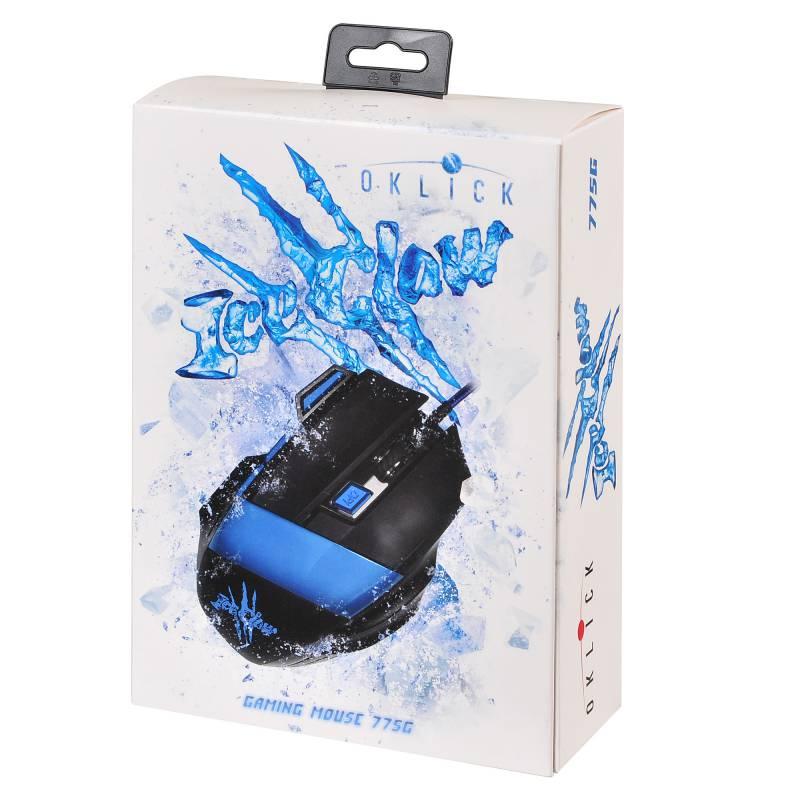 Oklick 775g Ice Claw - лицевая сторона упаковки