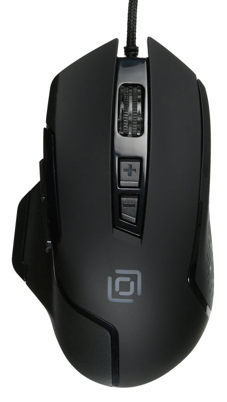 Oklick 945g Revenge - вид сверху без подсветки.