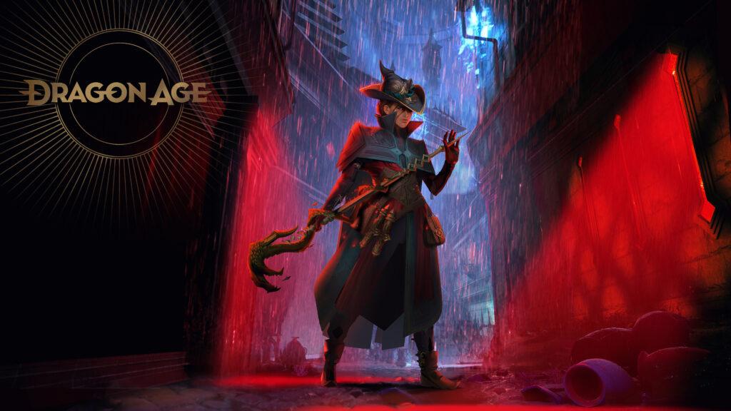 Концепт-арт следующей части Dragon Age